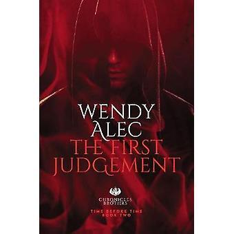 The First Judgement by The First Judgement - 9780310090984 Book