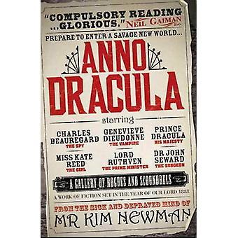 Anno Dracula av Kim Newman - 9780857680839 bok