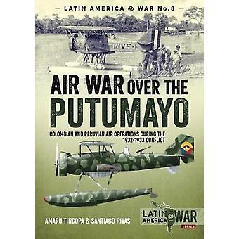 航空戦上 - プトゥマヨ コロンビアとペルー空気操作ドゥリ