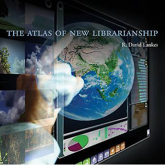 O Atlas da nova Biblioteconomia por r. David Lankes - livro 9780262529921