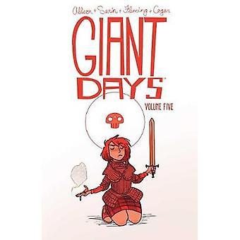 Giant dagar - Vol. 5 av John Allison - 9781608869824 bok