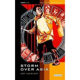 Tempestade sobre a Ásia por Amy Sargeant - livro 9781845113742