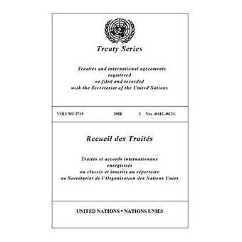 Recueil des traités 2719 par ONU - bureau des affaires juridiques - 97892