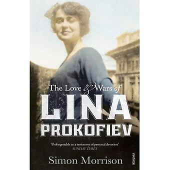 Kärlek och krig av Lina Prokofiev: historien om Lina och Serge Prokofiev