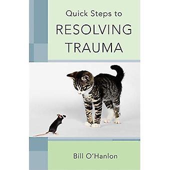 Snabba steg för att lösa Trauma