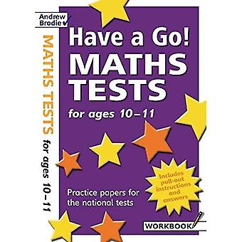 Have a Go Maths Tests for Ages 10-11 (Have a Go)