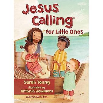 Jesús llamando a los pequeños