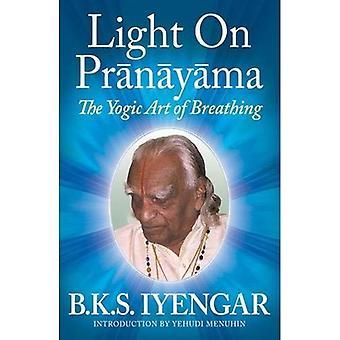 Lumière sur la Pranayama: l'Art d'yoga de la respiration