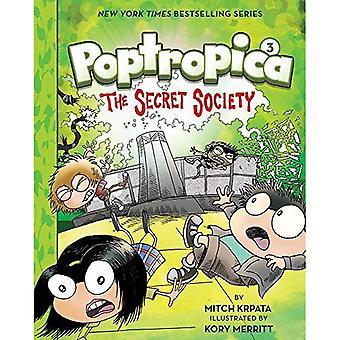 Poptropica. 3 The Secret Society