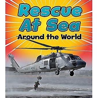 Rettung auf See auf der ganzen Welt - lesen und lernen: die Rettung!