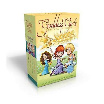 Die Göttin Mädchen charmante Kollektionsbüchern 9-12