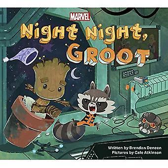 Nacht van de nacht, Groot [Board boek]
