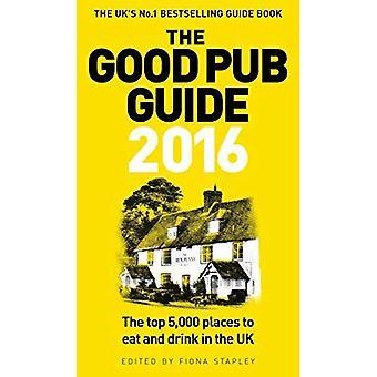 Die guten Pub Guide 2016