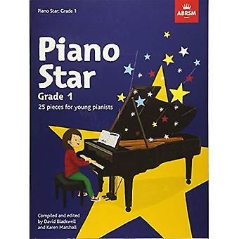 Piano Star: Grade 1 - ABRSM Exam Pieces (Sheet music)