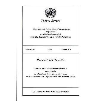 Treaty Series 2511 2008