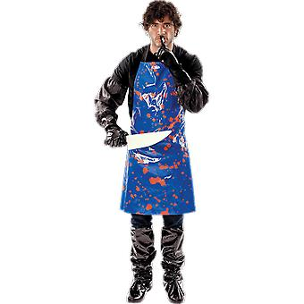 Orion Costumes Mens Bay Harbour Butcher Horror Halloween Fancy Dress Costume