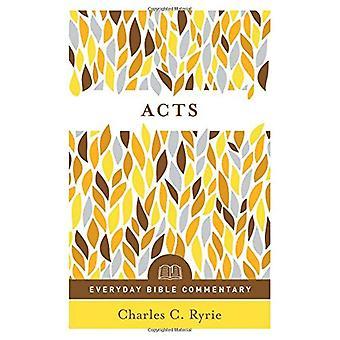 Actes (Everyday Bible Commentary série) (tous les jours tous les commentaires)