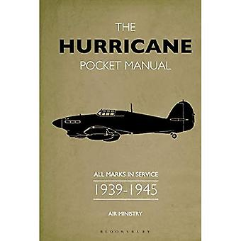 Le manuel de poche ouragan: Toutes les marques en service 1939-45