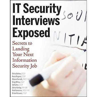 IT-Sicherheit-Interviews ausgesetzt: Geheimnisse für Ihren nächsten Information Security Job Landing