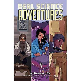 Atomic Robo Presents Real Science Adventures The Nicodemus Job
