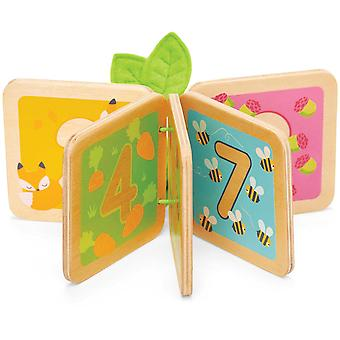 Le Toy Van Petilou Baby Counting Book