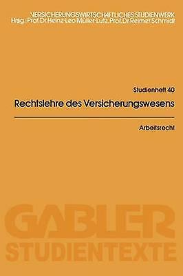 Arbeitsrecht by Nipperdey & Karin