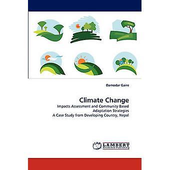 تغير المناخ عن طريق جيري & دامودار