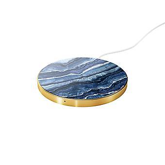 ideals of Sweden fashion Qi charger-Indigo Swirl