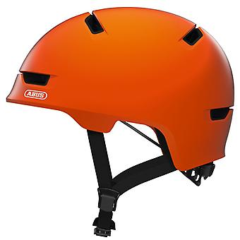 Kask rowerowy skrobak 3.0 ABUS / sygnał orange /