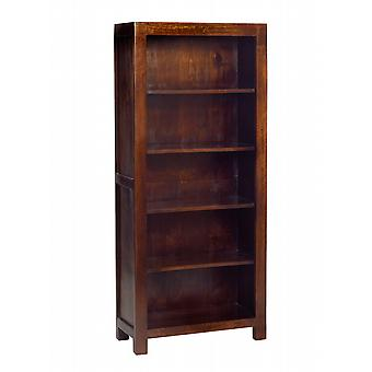 Phoenix Dark Mango Large Open Bookcase