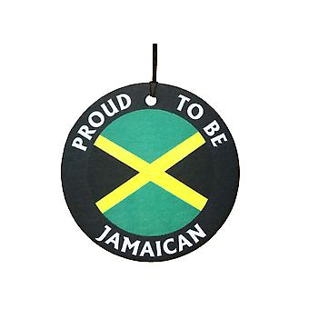 Proud To Be Jamaicaanse auto luchtverfrisser
