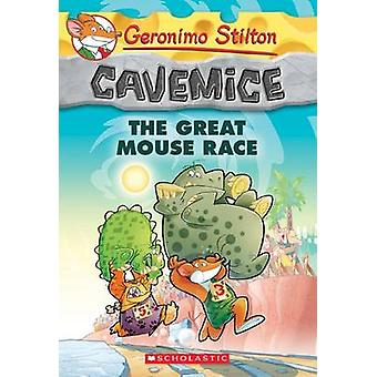 The Great Mouse Race by Geronimo Stilton - 9780545646543 Book
