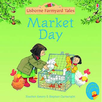 Market Day (New edition) by Heather Amery - Stephen Cartwright - 9780