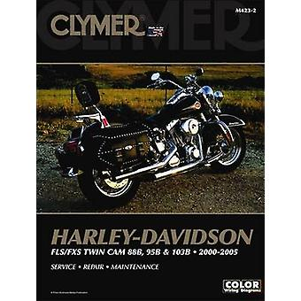 Harley Davidson Fls/Fxs Twin CAM 88 2000 (2nd) by James Grooms - 9780