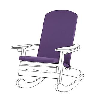 Gardenista® Purple Water Resistant Cushion Pad für Adirondack Chair
