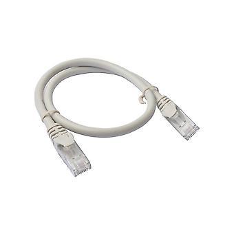 Cat 6a UTP Ethernet Kabel, Snagless - Grau