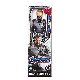 The Avengers Endgame Titan Hero Series Thor Action Toy