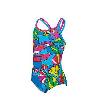 Zoggs Dragonfly Duoback Swimwear For Girls