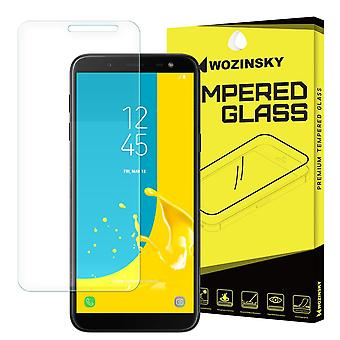 Screen Protector Samsung J6 2018 in tempered Glass