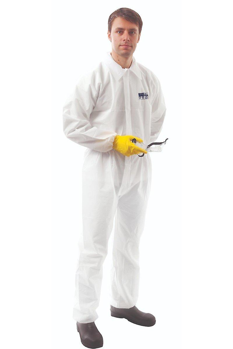 Portwest biztex sms coverall with collar type 5 / 6 st38 box of 50