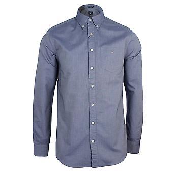 Gant the oxford men's persian blue shirt