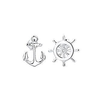 Elli Silver Women's Stud Earrings - 301362615