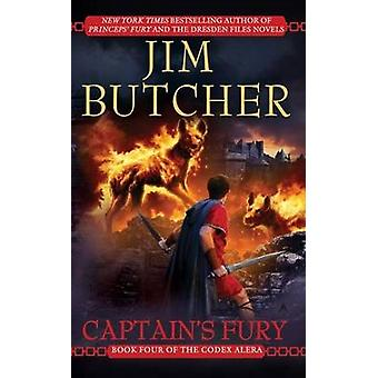 Captain's Fury by Jim Butcher - 9780441016556 Book
