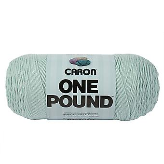Caron One Pound Yarn Pale Green 294010 10587