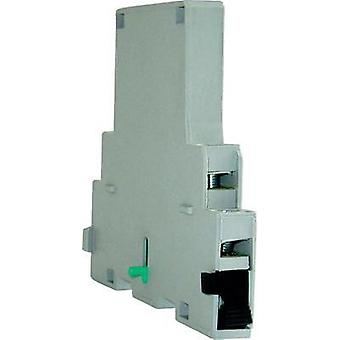 Auxiliary switch 400 Vac 3 A 2 makers EMAS MKS1-YKD11 1 pc(s)