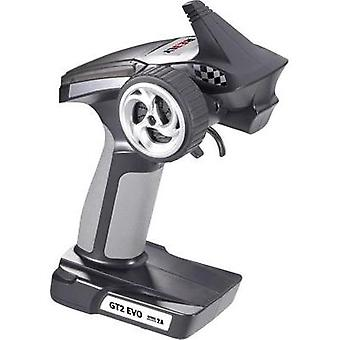 Reely GT2 EVO Pistol grip RC 2,4 GHz No. of channels: 2