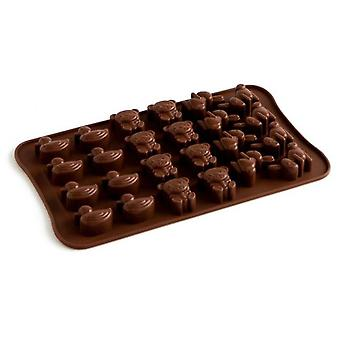 Quid Animals Chocolate Mold (Kitchen , Bakery , Molds)