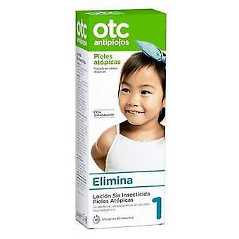 Otc Antipiojos Atopic OTC Lice Lotion 125 ml