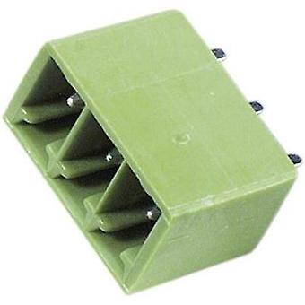 Pin enclosure - PCB STL(Z)1550 Total number of pins 4 PTR 51550045125F Contact spacing: 3.81 mm 1 pc(s)
