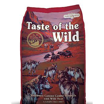 Smag af vilde hund sydvest Canyon vildsvin 13kg